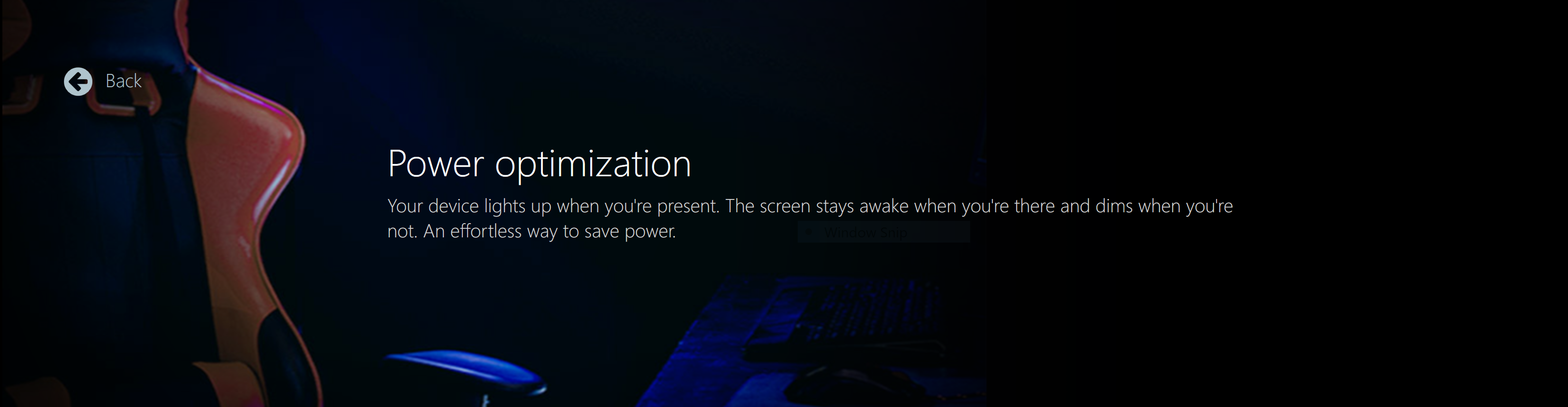 Windows Interaction features for Alienware – Tobii Eye