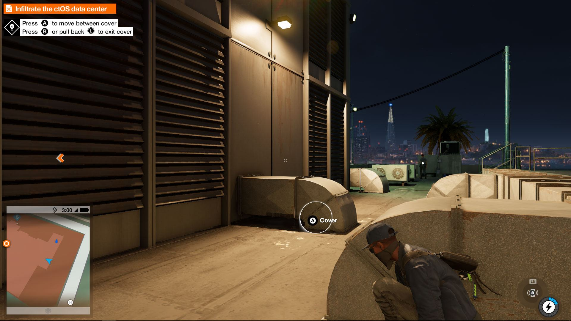Watch Dogs  Change Driving Camera